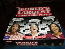 IDEAL World's Largest Crossword Puzzle New