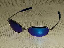 American optical sunglasses Revo blue polycarbonate Mirror  Rare Design beta
