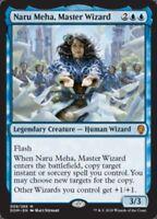 1x NARU MEHA, MASTER WIZARD - Rare - Dominaria - MTG - NM - Magic the Gathering