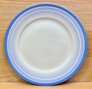 "Shelley Eve Shape ""Blue Lines"" Pattern 11988 Salad Plate."