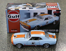 GMP 1968 Chevrolet Camaro Gulf Oil #6 Edition 1:18 Scale Diecast Replica 18814