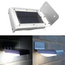 16 LED Solar Power Motion Sensor Security Lamp Outdoor Waterprooof Light Lamp G