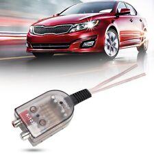 Car Stero Adjustable Speaker RCA Line Audio Impedance Converter