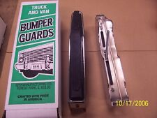 #652M79   Ford Aerostar Compact Van 1988-93 Chrome Bumper Guards