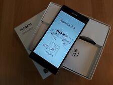Sony Xperia Z5 32GB in Gold / simlock- und vertragsfrei / komplett foliert