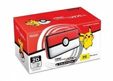 Nintendo 2DS XL Poke Ball Edition 8192MB White Console