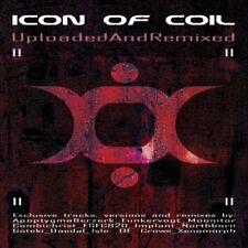 ICON OF COIL Uploaded And Remixed CD 2004