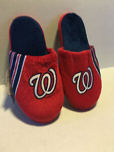 Washington Nationals Men's Slippers MLB