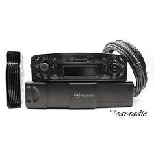 Original Mercedes Audio 10 BE6019 Kassette Becker Autoradio mit CD-Wechsler Set