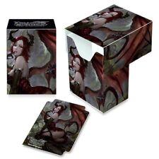 DRAGOBORNE ULTRA PRO DECK BOX V3 SUCCUBUS BOX FOR MTG POKEMON CARDS