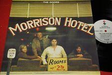 THE DOORS Morrison Hotel / German Reissue LP WEA ELEKTRA 42080