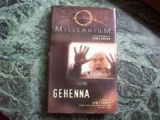 Millennium-Gehenna   von  Lewis Gannet  ( Gebunden 1997 )  Tadelloser Zustand !!