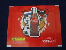 Panini EM Euro EC 2012, Coca Cola NL/Dutch version,packet/Tüte/bustina,VGC/RARE