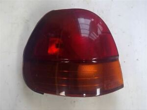 Driver Left Tail Light Station Wgn Fits 95-99 LEGACY 164061