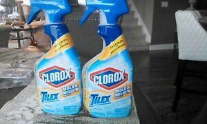 Tilex Plus Bathroom Mold and Mildew Remover Cleaner Spray 16 fl oz     2-pack
