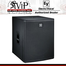 "Electro-Voice EV ELX118 18"" Passive Subwoofer 1600W PA/DJ Bass Speaker/Woofer"