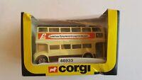 Corgi - 46933 - Routemaster Bus - World Airways - Boxed