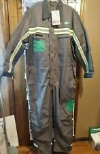 BKT GROWING TOGETHER COVERALLS OIL AND DUST RESISTANT SIZE 52 NEW WITH TAGS