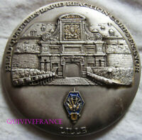 MED9797 - MEDAILLE HEADQUARTERS RAPID REACTION CORPS FRANCE - LILLE