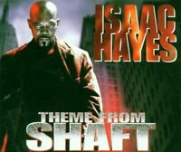 Isaac Hayes | Single-CD | Theme from 'Shaft' (5 versions, 2000)