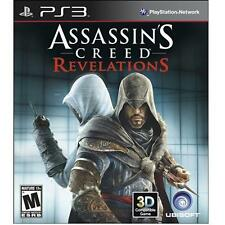 Assassin's Creed: Revelations--PS3--Booklet and Disc are in great condition.