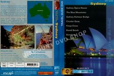 DESTINATION  SYDNEY. TRAVEL GUIDE DVD. NEW ITEM