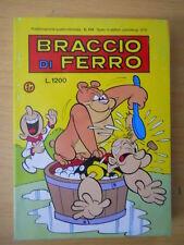 Braccio di Ferro n°478 1987 ed. Metro [G.1]