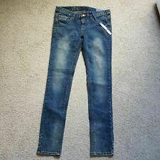 The public & co skinny womens stylish jeans denim size 28 brand new