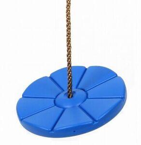 Schaukelteller Kunststoff blau