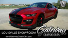 2020 Ford Mustang Shelby GT500 Rapid Red 2020 Ford Mustang Coupe 5.2L Supercharged  7 Speed Automatic Available