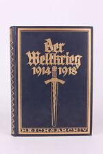 Der Weltkrieg 1914-1918  - 11. Band: Die Kriegsführung im Herbst 1916 und