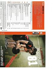 Les Mills Body Pump 81 Complete with  DVD, CD, Instructor Notes, and Case