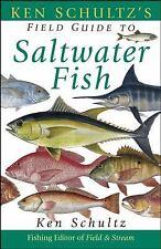 Ken Schultz's Field Guide to Saltwater Fish by Ken Schultz (2003, Hardcover)