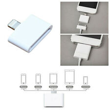 30 Pin Connettore Adattatore iPhone 4 a Convertitore iPhone 5 6 Connettore Dock Caricabatteria