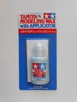 TAMIYA ACCESSORI CERA PER MODELLISMO MODELING WAX WITH APPLICATOR  ART 87036