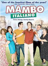 Mambo Italiano (DVD, 2004) Gay Interest