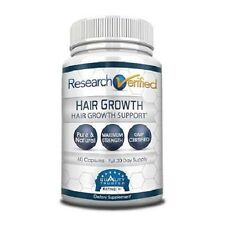 Research Verified Hair Growth - Natural Hair Loss Treatment (1 Bottle)