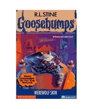 WEREWOLF SKIN by R.L.STINE
