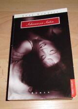 Schwarzer Satin von Anne Dunhill (1998) Erotik Roman