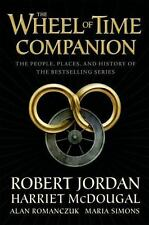 Wheel of Time: The Wheel of Time Companion 16 by Robert Jordan, Alan...