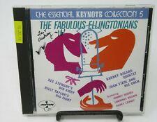 THE FABULOUS ELLINGTONIANS: ESSENTIAL KEYNOTE COLLECTION 5 MUSIC CD, BIGARD, REX