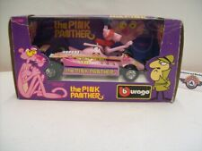 """Alfa Romeo 179 """"the PINK PANTHER"""" 1979, pink, Bburago 1:24 (Made in Italy), OVP"""