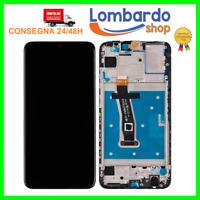 DISPLAY LCD TOUCH SCREEN VETRINO PER HUAWEI P SMART 2019 POT-LX1 POT-LX2 AL00