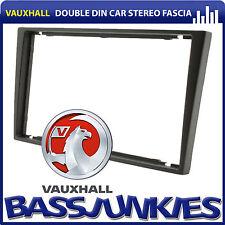 Vauxhall Corsa C 2000-2004 Car Stereo Radio Double Din Facia Fascia Panel Black