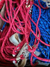 12 Tie Cords for Poultry, Chickens ,,A little under 5ft Long
