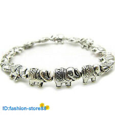 Beautiful Bangle New In Tibet Style Tibetan Silver Elephant Bracelet Jewelry