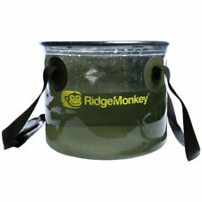 Ridge Monkey PERSPECTIVE COLLAPSIBLE BUCKET -  10 Litres - water container