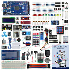 UCTRONICS Ultimate MEGA 2560 R3 Kit /w Instruction Booklet for Arduino
