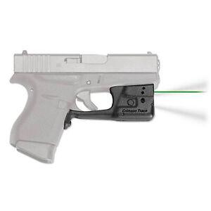 Laser Grip Crimson Trace Lasergrip Sight GLOCK G42, G43, G43X G48