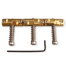 Callaham Brass Telecaster Saddles For Bigsby